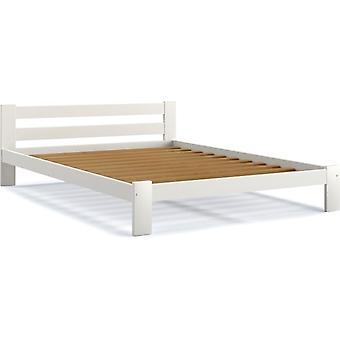 Houten bed 2 persoons 140x200cm