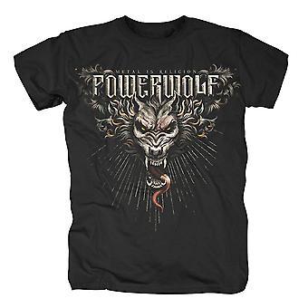 Powerwolf Dracul Wolf T shirt