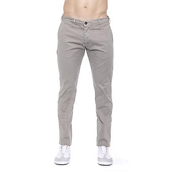 Beige Armata di Mare men's trousers