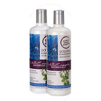Mill Creek Botanicals Jojoba Farms Treatment Shampoo, 16 fl oz