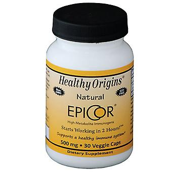 Healthy Origins Epicor, 500 mg, 30 Cap