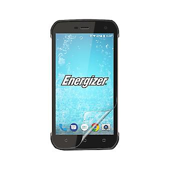 Celicious Vivid Invisible Glossy HD Screen Protector Film Compatible with Energizer Energy E520 LTE [Pack of 2]