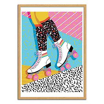 Art-Poster - steeze - Wacka