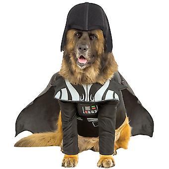 Rubies Halloween Fancy Dress Pet Costume - Darth Vader