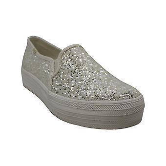 Keds Women's Shoes Triple Decker Low Top Pull On Fashion Sneakers