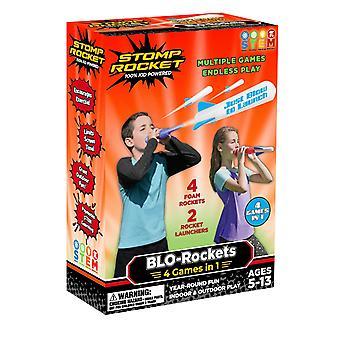 Stomp Rocket BLO-Rockets
