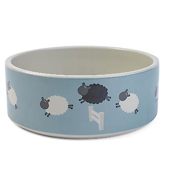 Zoon Ceramic Bowl Counting Sheep 20cm 8005038