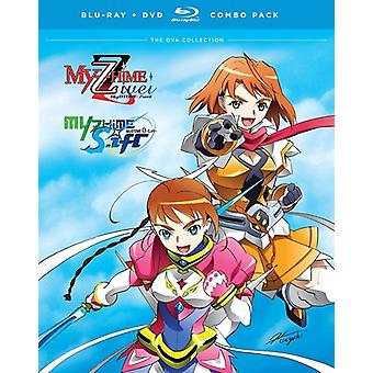 My-Otome Zwei & My-Otome 0: S.Ifr [Blu-ray] USA import