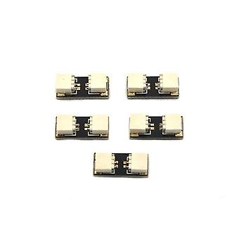 Brickstuff 1-to-1 Extension Adapter with Standard Connectors (5 Pack) BRANCH13-5PK