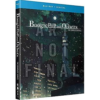 Boogiepop & Others: Complete Series [Blu-ray] USA import