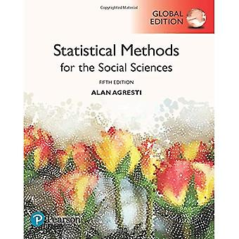 Statistical Methods for the� Social Sciences, Global Edition