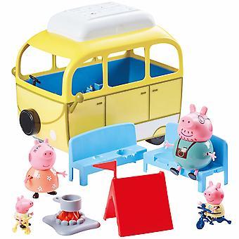 Peppa Pig, Lekset - Camping