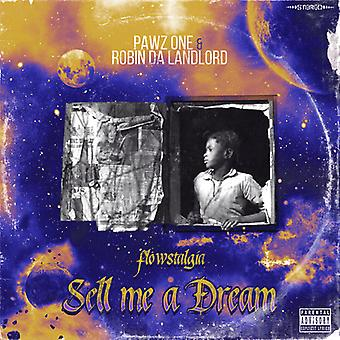 Pawz One & Robin Da Landlord - Sell Me a Dream: Flowstalgia [CD] USA import
