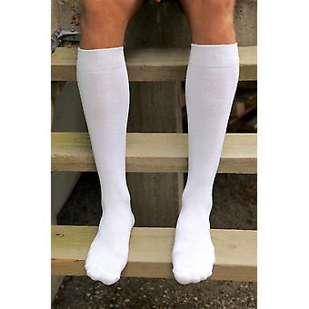 Tercios de rodilla de algodón