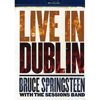 Bruce Springsteen - bor i Dublin [BLU-RAY] USA import