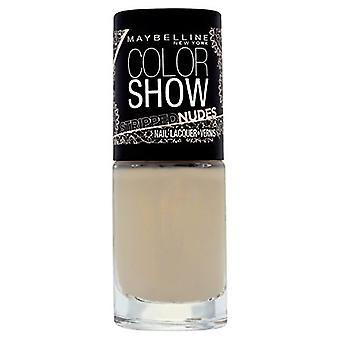 Maybelline Color Show Nail Polish 7ml - 225 Bare It All