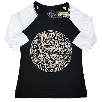 Longsleeve Creedence Clearwater Revival Corner T-Shirt officiel Unisex