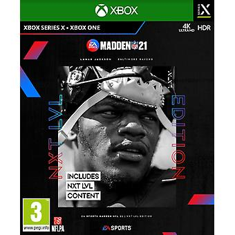 Madden NFL 21 NXT LVL Edition Xbox Series X Game