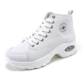 Naiset Pitsi-up Platform Fitness Snekers /kengät