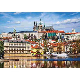 Fondo de pantalla Mural Gradchany Castillo de Praga