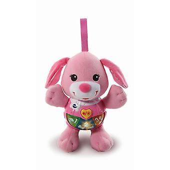 Vtech kleine singen Welpen rosa
