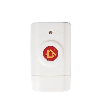 Bouton de panique sans fil pour l'aide d'urgence, système d'alarme Gsm, sans batterie