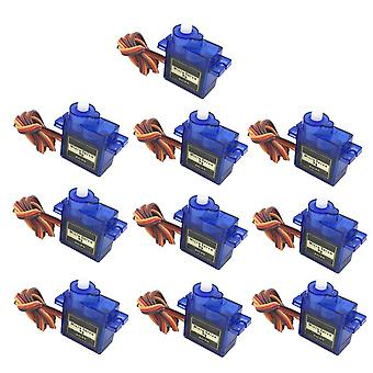 Micro Mini Servos Horns For Rc Helicoper, Airplane, Car, Ship, Boat, Robot All