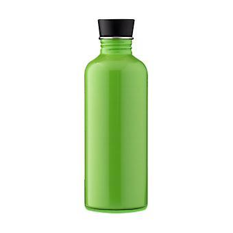 Enkelt vægflaske grøn 500 ml