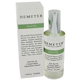 Demeter groene thee Cologne Spray door Demeter 4 oz Cologne Spray