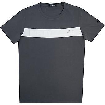 Toista T-paidat Rintalohko T-paita