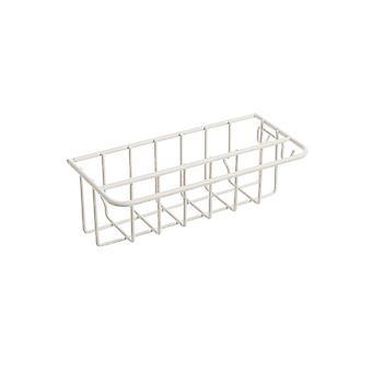 Loft style mountable sink sponge storage rack and holder