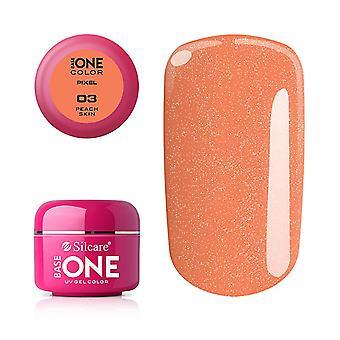Base One - UV Gel - Pixel - Peach Skin - 03 - 5 gram