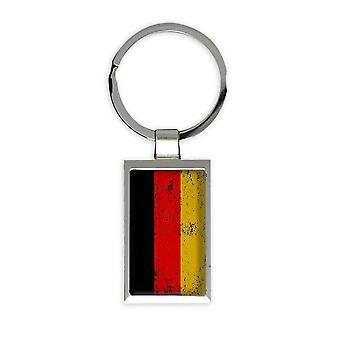 מחזיק מפתחות מתנה: דגל גרמניה