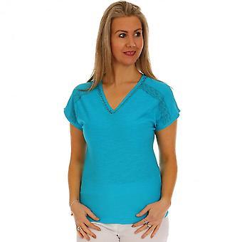 POMODORO Pomodoro Turquoise T-shirt 92103
