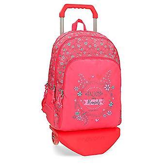 MOVOM Enjoy Backpack 44 centimeters 19.600000000000001 Pink(3)