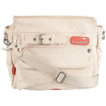 KangaROOS White Shoulder Bag 30x23x12 cm (B x H x T)(2)