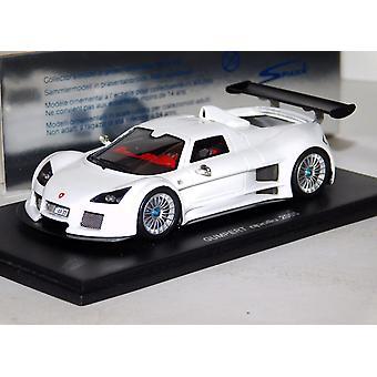 Gumpert Apollo (2006) resina modelo coche