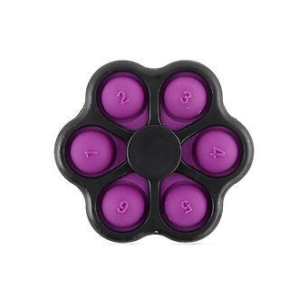 Sensory fidget toys 2pcs fingertip bubble pop stress relief for kids adults jy53