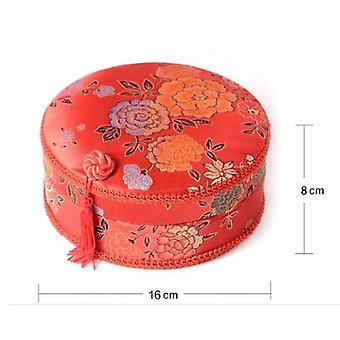 New Household Sewing Kit Portable Sewing Box Set For Hand Quilting Stitching Embroidery ES9868