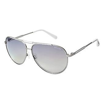 Unisex Sunglasses Guess GF5034-10C White (Ø 62 mm)