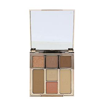 Instant look of love look in a palette (1x powder, 1x blush, 1x highlight, 1x bronzer, 3x eye color) # pretty blushed beauty 263950 21.5g/0.75oz