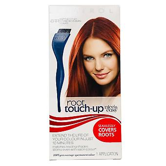 Clairol Nice n Easy Root Touch Up Extend Hair Colour Life 6RR - Intense Red / Auburn 1 Application