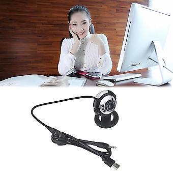 Digitális 5.0 Mega 180 fokos webkamera webkamerás kamera számítógéphez Laptop Új