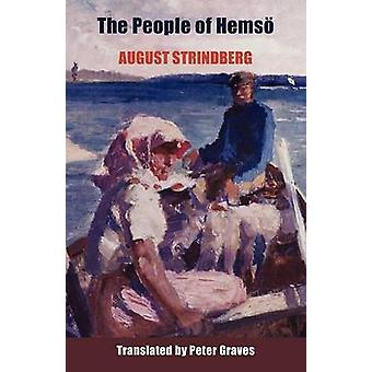The People of Hemso A Story from the Islands by Strindberg & August