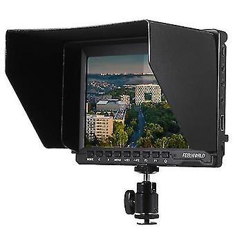 Feelworld FW74K hordozható 7 hüvelykes kamera monitor