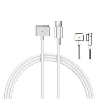 Câble de charge convertisseur USB C vers magsafe1/2 ordinateur portable de type c vers magsafe1/2 de haute qualité