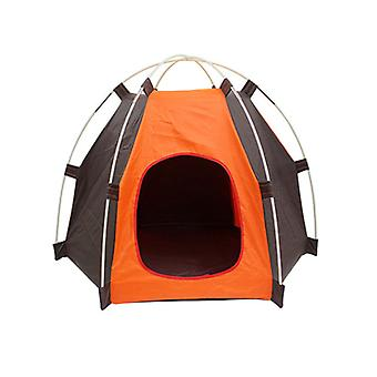 Portable Folding Pet Tent Large Small Dogs Outdoor Dog Cage Houses Foldable