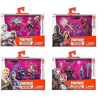 Fortnite Duo Pack sortiment Wave 1 Teknique & Love Ranger