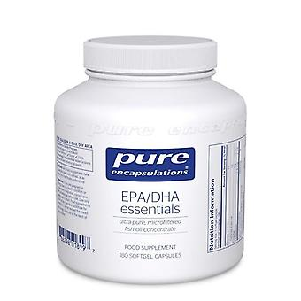 Pure Encapsulations EPA/DHA Essentials Softgels 180 (ED11UK)