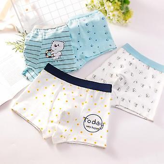 Katoen ondergoed baby cartoon print zachte onderbroek